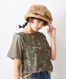 FURIFU/ 【ハトの庭】チュールTシャツ/503119137