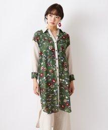 FURIFU/ 【ハトの庭】シャツワンピース/503119140