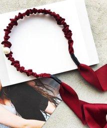 miniministore/パール カチューシャ レディース 髪飾り ヘアバンド 髪留め ヘアアクセサリー おしゃれヘッドバンド シュシュ/503129961