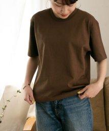 URBAN RESEARCH DOORS/FORK&SPOON トルファンコットン5分袖Tシャツ/503130700