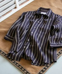 URBAN RESEARCH DOORS/Linen 7分袖Shirts/503130710