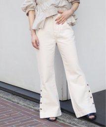 JOINT WORKS/【Lee / リー】サイドボタンパンツ ホワイト◆/503130810