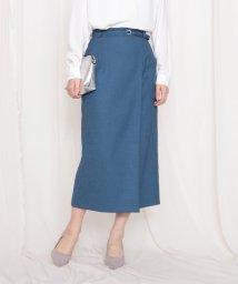 Cheek/サイドポケットラップタイトスカート/503081959