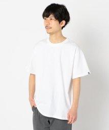GLOSTER/【newhattan / ニューハッタン】ベーシックTシャツ 半袖 HB001-326/503120243