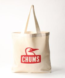 green label relaxing/別注 [ チャムス ] SC CHUMS GLR ロゴ トート バッグ/503121666