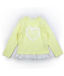 Love Latte/スムース長袖Tシャツ レース/503129857