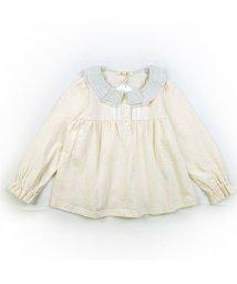 Lilouri/衿付きTシャツ/503129872