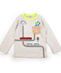 Bab Chip/長袖Tシャツ ポケット/503129877