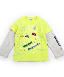 Bab Chip/長袖Tシャツ レイヤード/503129878