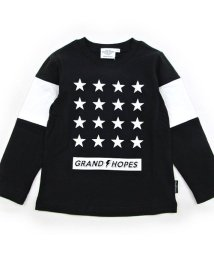 GRAND HOPES/長袖Tシャツ 星/503129881