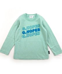 GRAND HOPES/長袖Tシャツ 英ロゴ/503129882