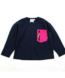 GRAND HOPES/長袖Tシャツ ポケット/503129883