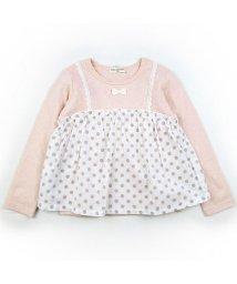 Pal House/長袖Tシャツ ドッキング/503129886