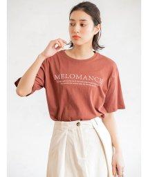 fifth/クルーネックプリントTシャツ/503130389