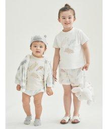 gelato pique Kids&Baby/【旭山動物園】ペイントアニマルモチーフ kids ショートパンツ/503131654