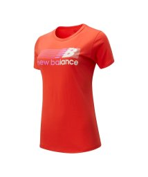 New Balance/ニューバランス/レディス/N.U.A グラフィックプリント ショートスリーブ Tシャツ/503131963