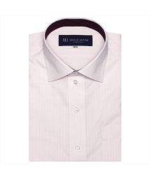 BRICKHOUSE/ワイシャツ 半袖 形態安定 ワイド Just Style メンズ/503132423