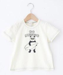 SHOO・LA・RUE(Kids) /【80-120cm】アニマルサーフィンTシャツ/503132875