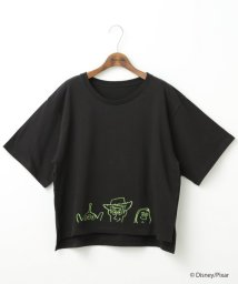 DOUBLE NAME/TOY STORY HAND DRAWN TEE/503133016