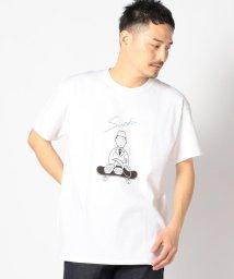 SHIPS MEN/SOUVEN!RS: 【RYO KANEYASU】イラスト Tシャツ/503133039