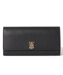 BURBERRY/【Burberry】2020春夏新作 Monogram Motif Grainy Leather Continental Wallet/503109077
