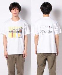 BENETTON (mens)/フォトグラフィックプリントTシャツ・カットソー/503117578