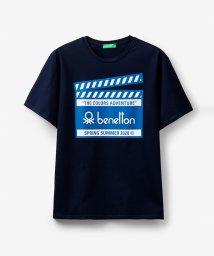 BENETTON (mens)/プリント半袖Tシャツ・カットソー/503117580