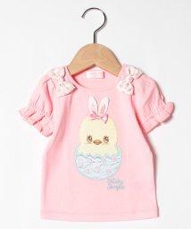 ShirleyTemple/ひよこイースターTシャツ(80~90cm)/503120888
