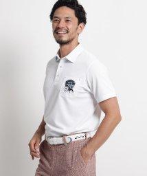 adabat/【吸水速乾/UVカット/遮熱】胸ポケット付き半袖ポロシャツ/503134362