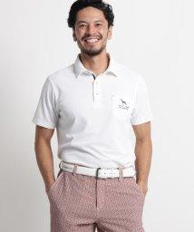 adabat/【吸水速乾/UVカット】胸ポケット付き半袖ポロシャツ/503134363