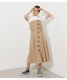 AZUL by moussy/2WAY TRENCH BARE ONEPIECE/503134651