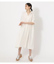 AZUL by moussy/SKIPPER FLARE SHIRT ONEPIECE/503134652