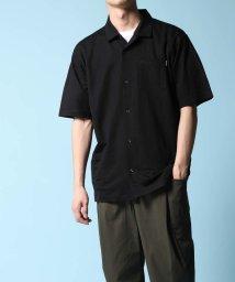 ADAM ET ROPE'/カットオープンカラーシャツ/503134782