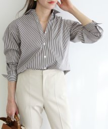ROPE'/【THOMAS MASON】ベーシックシャツ/503112032