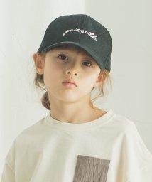 pairmanon/ワンポイントロゴ 刺繍 ベーシック キャップ/503135258