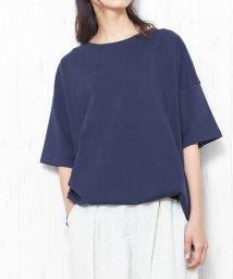 mili an deni/レディース トップス 綿100% BIGシルエット 半袖Tシャツ カットソー オーバーサイズ/503135280