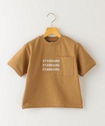 SHIPS KIDS/ARCH&LINE:STANDARD 刺繍 TEE(100~145cm)/503137066