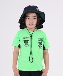 こどもビームス/highking / porter ショートスリーブ Tシャツ (90~120cm)/503137085
