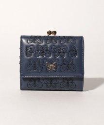 ANNA SUI BAG/エターナルバタフライ 外口金二つ折り財布/503117750
