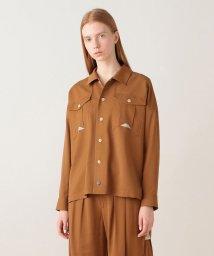FRAPBOIS/【セットアップ対応商品】ミリタリーシャツジャケット/503129614