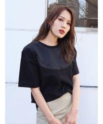 EMODA/ドッキングロゴTシャツ/503137451