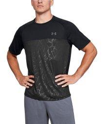 UNDER ARMOUR/アンダーアーマー/メンズ/テック エンボス Tシャツ/503137996