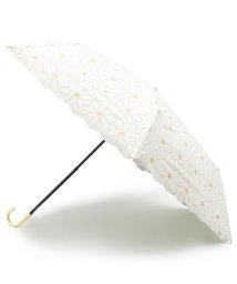SHOO・LA・RUE DRESKIP/Wpc. ラメフラワー柄晴雨兼用折り畳み傘/503138164