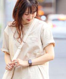 coen/【女性にもオススメ】コーエンベアプリントTシャツ/503139527