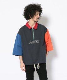 BEAVER/ALDIES/アールディーズ Star Zip Shirt スタージップシャツ/503139965