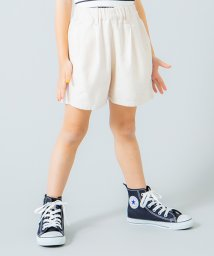 branshes/【コットンレーヨン】フレアショートパンツ/503140688