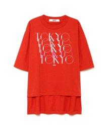 FURFUR/【限定】TOKYOプリントTシャツ/503144603