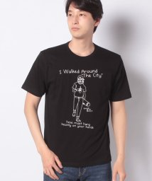 WEGO/レトログラフィックTシャツ/503118451