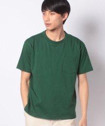JNSJNM/【BLUESTANDARD】ドロップショルダーTシャツ/503123993