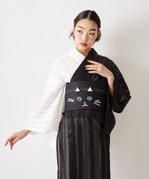 FURIFU/浴衣「魔女猫オッドアイ」 / 夏・祭り・花火・夏着物・単衣/503130546